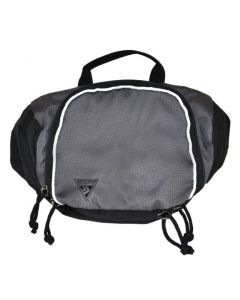 Seattle Sports SUP stow Charcoal Hip Pack & Leash