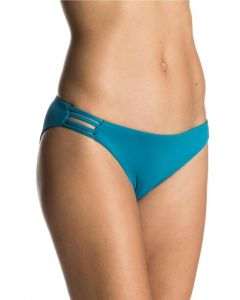 Roxy Women's Strappy Love Reversible 70'S Bikini Bottoms
