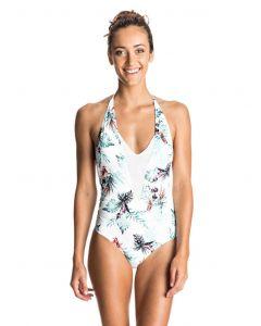 Roxy Women's Shady Palm One Piece Swimsuit