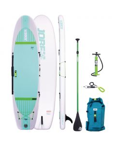 Jobe 486417036 Lena 10.6 Yoga Inflatable SUP Package