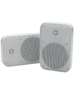 PolyPlanar Poly-Planar MA905 Panel Speaker (White)