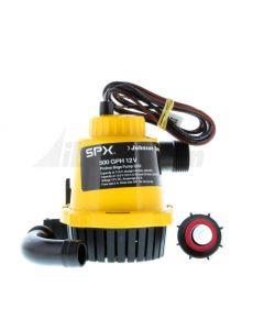 Bilge pumps submersible iboats johnson pump pro line manual bilge pump 500 gph 34 port 12v publicscrutiny Choice Image