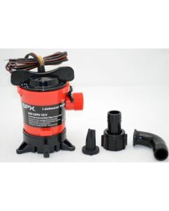 Bilge pumps submersible iboats johnson pump manual cartridge bilge pump 500 gph 34 port 12v publicscrutiny Choice Image