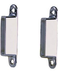 Perko Chrome Plated Bow Sockets, Pair