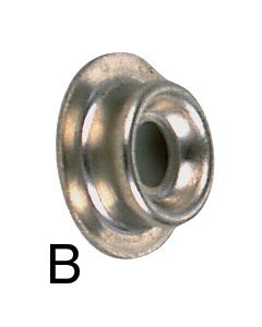 Perko B) Canvas To Canvas Snap Fastener Studs, 100