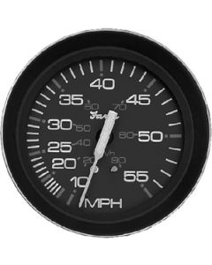 "Faria Coral Instruments Tachometer, 6000 RPM, 4"" for Inboard and I/O"
