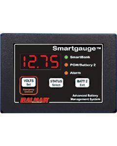 Balmer Spartguage Battery Monitor 12/24 V - Balmar