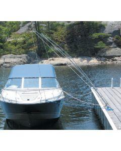 Dock Edge Premium Mooring Whip
