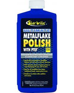 Starbrite Ultimate Metalflake Polish w/PTEF, 16 oz.