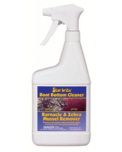 Starbrite Boat Bottom Cleaner, 32oz - Star Brite