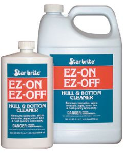 Starbrite Ez-On Ez-Off Hull & Bottom Cleaner, 32oz - Star Brite