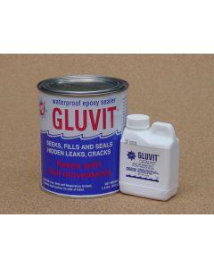 Itw Philadelphia Resins Gluvit Epoxy Waterproof Sealer, 8lb - ITW Philadelphia Resins