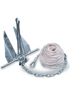 Tie Down Engineering 5lb Hooke Quick-Set Anchor Kit