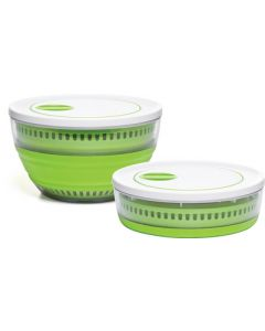 Progressive Int'l Corp Collapsible Salad Spinner - Collapsible Salad Spinner