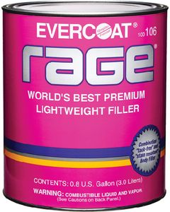 Evercoat Rage Premium Lt.Wt. Filler-Gal