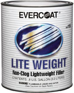 Evercoat Lite Weight Body Filler Qt