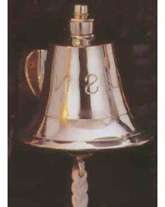 "High Shine Titanic Bell, 6"""