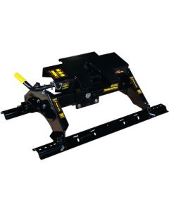Alloy Hijacker Uni Ult Sta Dbl Pvt - Hijacker Premier Series Double Pivot 5Th Wheel Hitch