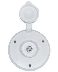 Prime Products Round Cable Tv Receptacle - Round Cable Tv Receptacle