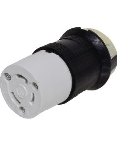 Twistlock Connect-Fem 30A - Mighty Cord&Reg; Replacement Connector