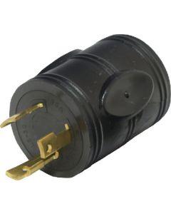 Adapter Plug Gen 30-30A Carded - Mighty Cord&Reg; Generator Adapter Plug