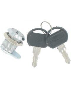 Valterra Cam Lock W/751 Key 5/8In - Cam Locks And Keys