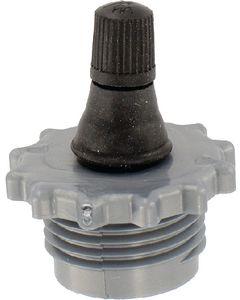 Blow Out Plug Plastic W/Valve - Blow Out Plug