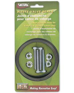 Valterra Repl. Seal Kit 3  Carded - Valve Seals