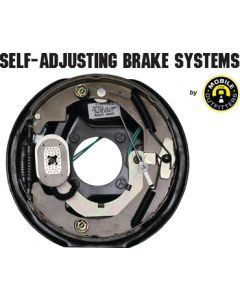 Lippert Components 10X2.25 Rh Electric Brake 3.5K - Forward Self-Adjusting Electric Brakes
