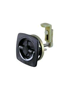 Perko White Flush Lock
