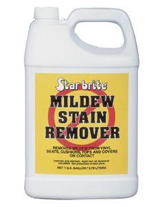 Starbrite Mildew Stain Remover, Gallon - Star Brite 085600N