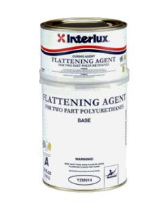Interlux Flattening Agent for Two Part Polyurethanes, Quart