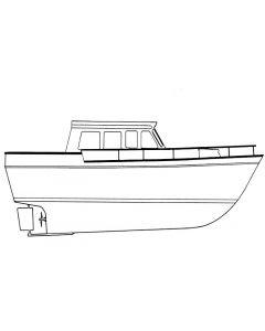 Interlux Snow White Perfection Top Side Boat Paint, Quart