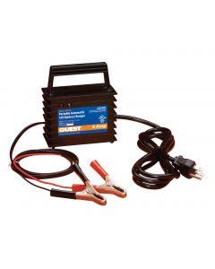 Portable Marine Battery Charger 6A/12V, 1 Bank, 120V Input- Marinco