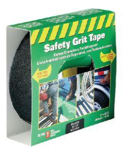 "Incom 2"" X 60' Black Anti-Slip Safety Grit Tape"