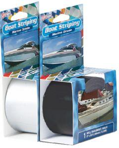 Incom Black Boat Striping 1 X50'