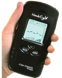 NorCross FF3355P - Portable FishFinder with WeedID