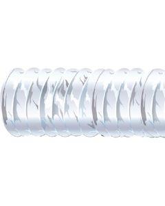"Shields 3"" X 10' White Vinylvent Duct Hose"