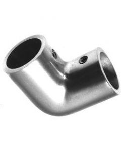 Seachoice 90 Degree Elbow, 7/8 (2.2cm), Stainless Steel Cd. 12