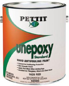 Pettit Paint Unepoxy Standard, Black, Quart