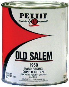 Pettit Paint Copper Bronze Hard Racing 1959, Quart