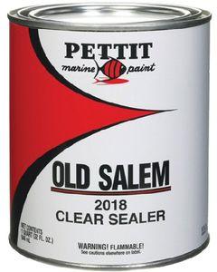 Pettit Paint Clear Sealer 2018, Quart