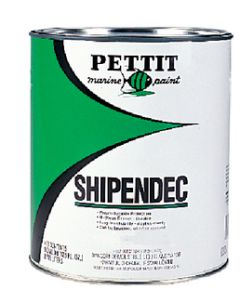 Pettit Paint Shipendec, Seafoam Green, Quart