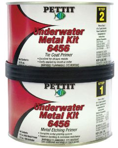Pettit Paint Underwater Metal Kit 6456 6456EA
