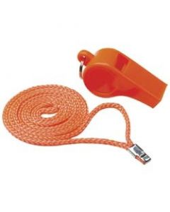 Seachoice Orange Whistle, Bulk 100