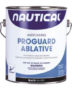 Interlux Nautical Proguard Ablative Black Gal.