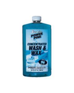 Starbrite Power Pine Wash & Wax 32 Oz - Star Brite