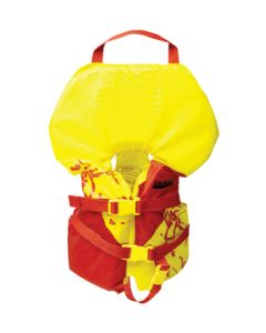 Seachoice Deluxe Infant Life Vest Type II, Up to 50 Lbs