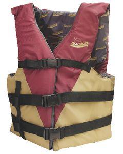Seachoice Life Vest, XXL, 3 Belt