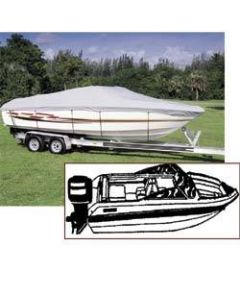 Seachoice V-hull Runabout Universal Boat Cover, 17' 6 X 90